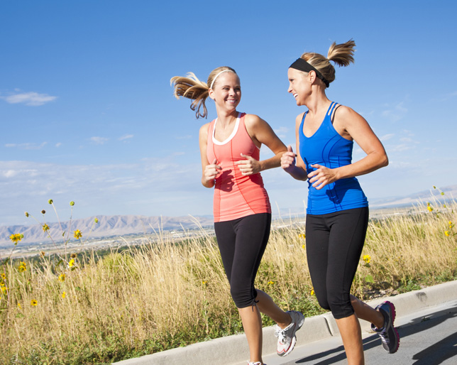 female-joggers