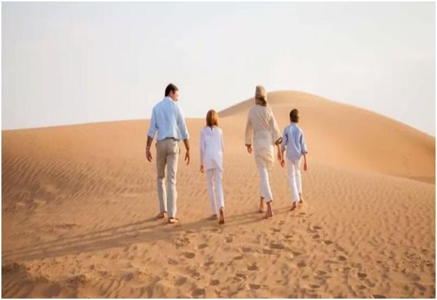 Desert Safari Abu Dhabi UAE