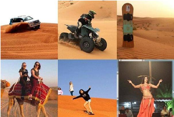 Desert Safari Tour 2021