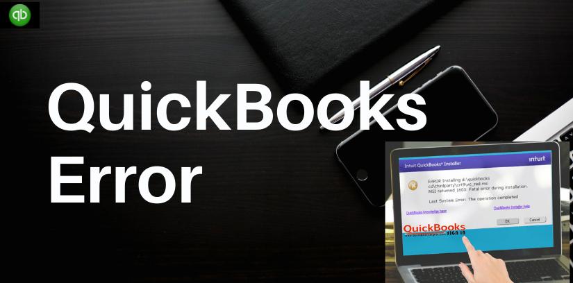QuickBooks Error Code 6140