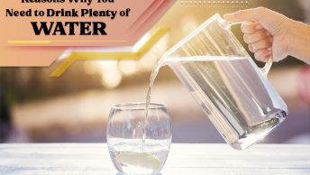 Reasons to Never Neglect Water, Benefits of Drinking More Water, Genmedicare