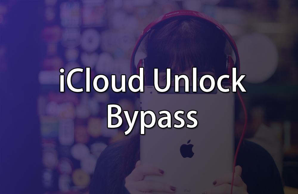 iCloud Unlock Bypass
